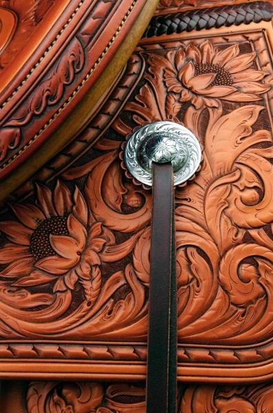 Concho-detail